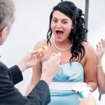 Bride in Porthcawl