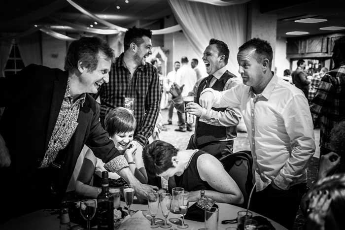 Wedding magician in Clydach Hotel