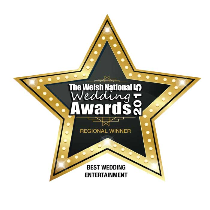 Welsh wedding award