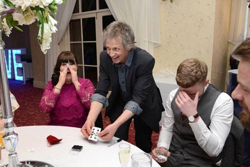 Table magic at Manor Park Hotel